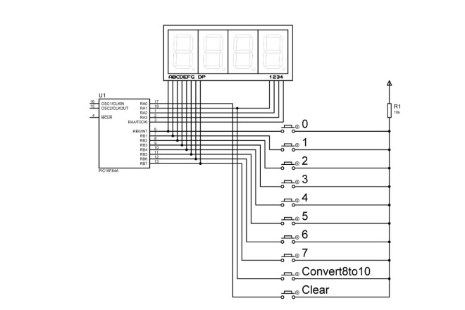 Программы для микроконтроллеров AVR , STM , PIC 5 - kwork.ru