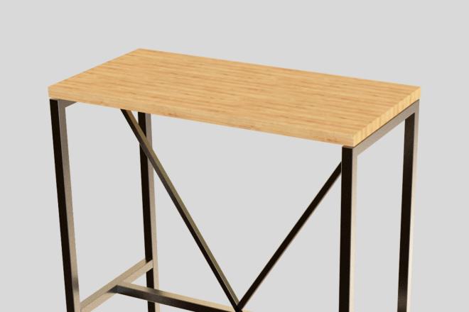Моделирование мебели 48 - kwork.ru