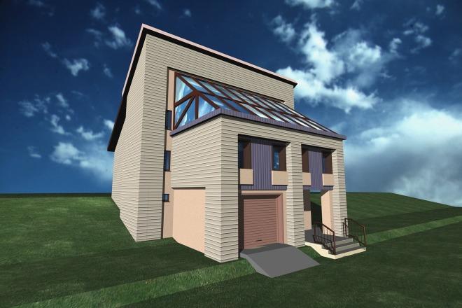 3d визуализация квартир и домов 18 - kwork.ru