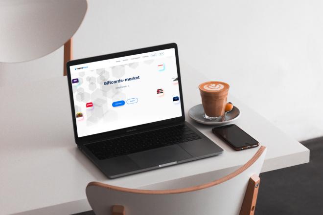 Интернет-магазин на Wordpress под ключ 2 - kwork.ru