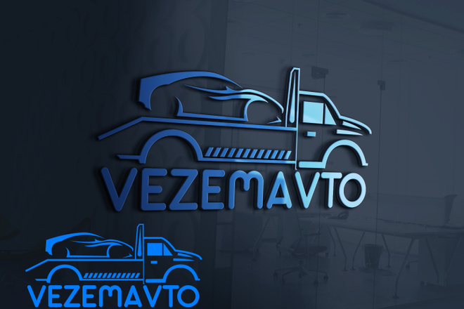 Логотип для вас и вашего бизнеса 60 - kwork.ru