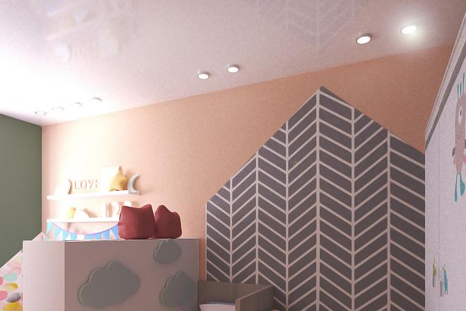 Дизайн интерьера 15 - kwork.ru