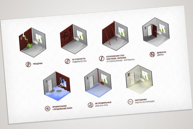 Разработаю уникальную инфографику. Современно, качественно и быстро 17 - kwork.ru