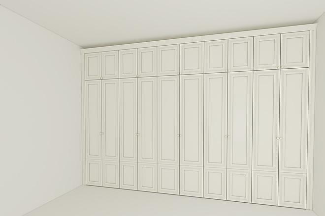 Визуализация мебели, предметная, в интерьере 38 - kwork.ru