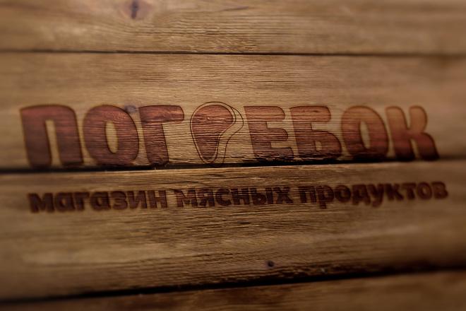 Разработаю стильный логотип для Вашего бизнеса 74 - kwork.ru