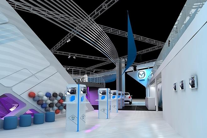 3D модель Картинка Визуализация Рендер 18 - kwork.ru