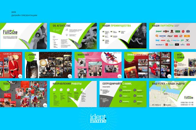 Бизнес презентацию в PDF 7 - kwork.ru