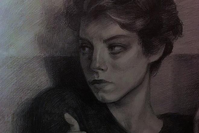 Нарисую портрет 10 - kwork.ru
