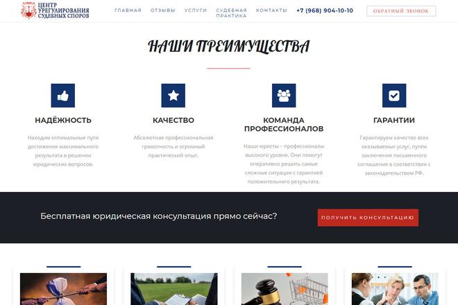Мощный Wordpress под ключ 3 - kwork.ru