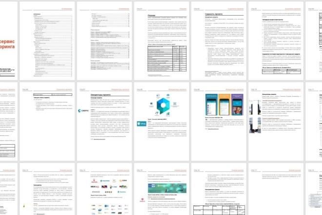 Бизнес-презентация, инвестиционная презентация, презентация стартапа 6 - kwork.ru