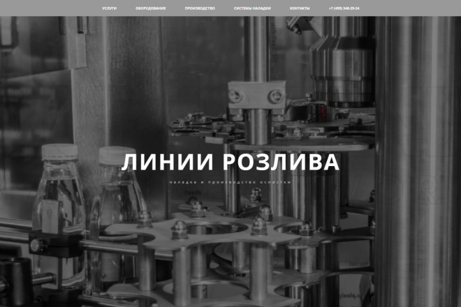 Копия сайта, landing page + админка и настройка форм на почту 29 - kwork.ru