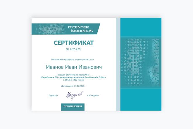 Дизайн макет листовки или флаера 3 - kwork.ru