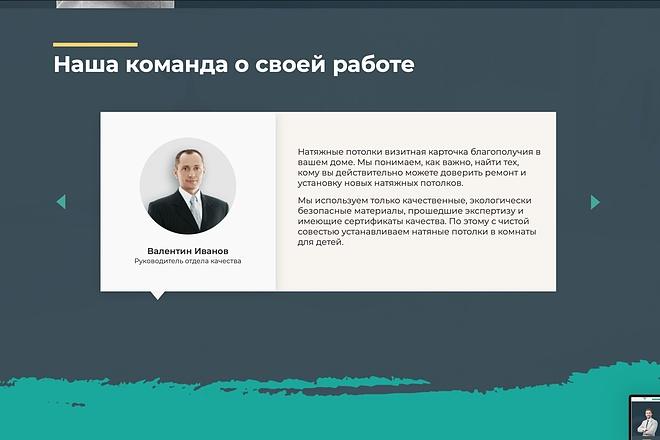 Вёрстка сайтов по доступной цене 135 - kwork.ru