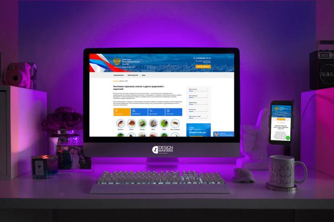 Продающий Лендинг ПОД КЛЮЧ, все необходимые опции 1 - kwork.ru