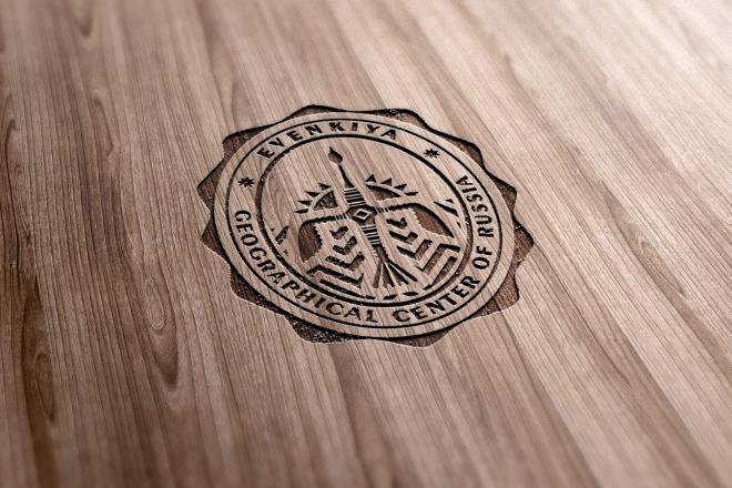 Векторный логотип 3 - kwork.ru