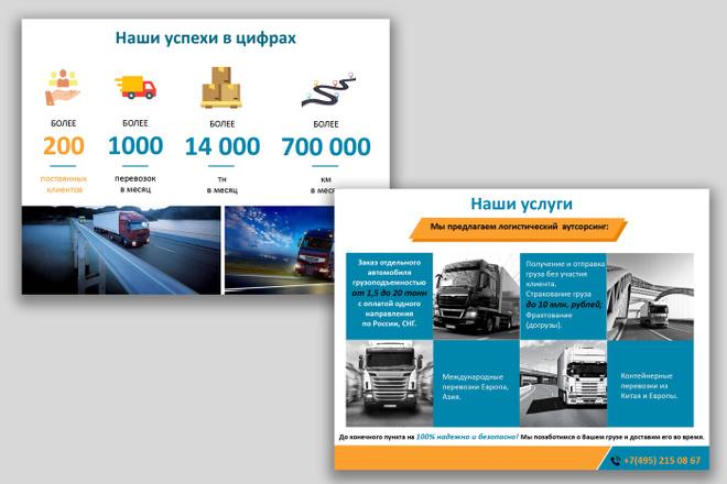 Сделаю презентацию в MS PowerPoint 57 - kwork.ru