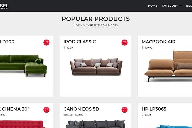 Онлайн-магазин под ключ 3 - kwork.ru
