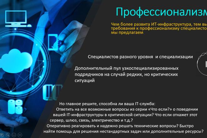 Создание презентации любой сложности 6 - kwork.ru
