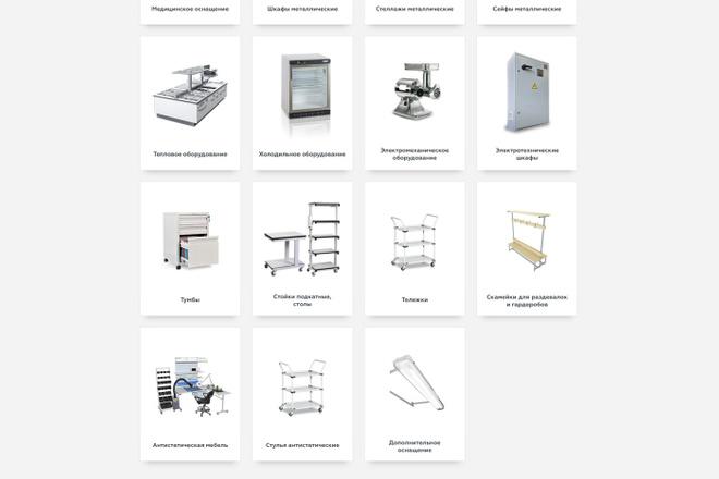 Дизайн любой страницы сайта + бонусы 56 - kwork.ru