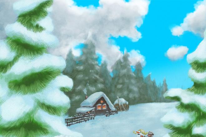 Нарисую иллюстрацию или персонажа от руки 16 - kwork.ru