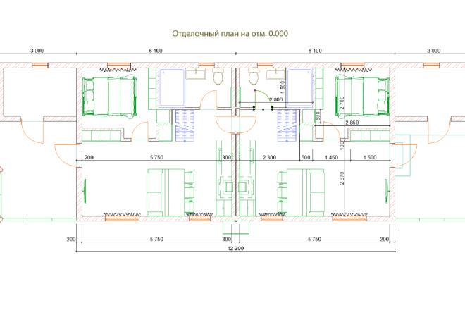 Фотореалистичная 3D визуализация экстерьера Вашего дома 17 - kwork.ru