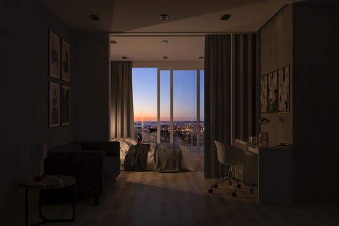 Фотореалистичная 3D визуализация интерьера 32 - kwork.ru