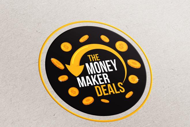 Сделаю логотип в круглой форме 34 - kwork.ru