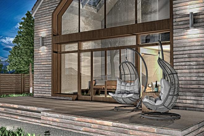 Разработка проекта индивидуального жилого дома 5 - kwork.ru