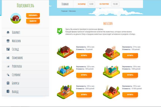 Профессионально и недорого сверстаю любой сайт из PSD макетов 35 - kwork.ru
