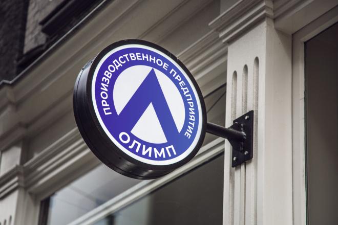Нарисую логотип в векторе по вашему эскизу 80 - kwork.ru