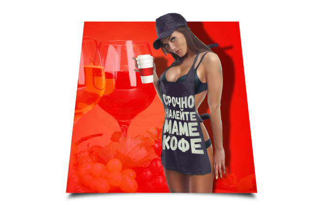 Объёмные и яркие баннеры для Instagram. Продающие посты 6 - kwork.ru