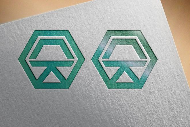 Эффектный логотип 117 - kwork.ru
