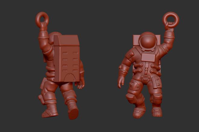 Сделаю 3D Модели на заказ 27 - kwork.ru