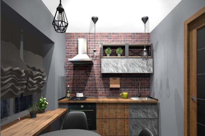 Проектирование корпусной мебели 28 - kwork.ru