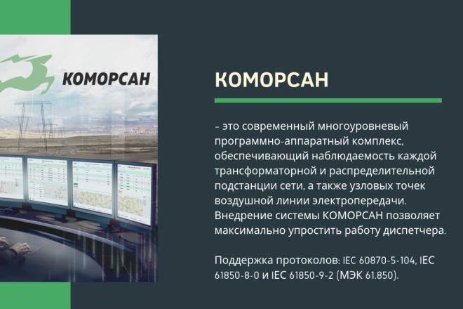 Стильный дизайн презентации 352 - kwork.ru
