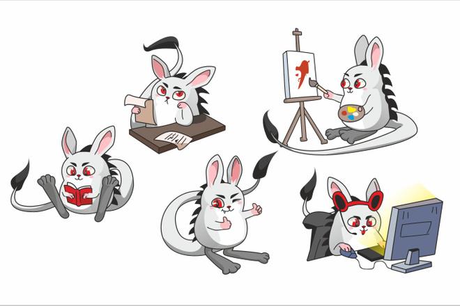 Векторная иллюстрация 28 - kwork.ru