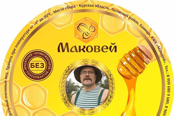 Создам дизайн простой коробки, упаковки 24 - kwork.ru