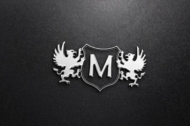 Разработаю фирменный логотип 3 - kwork.ru