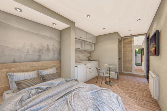 Фотореалистичная 3D визуализация экстерьера Вашего дома 182 - kwork.ru