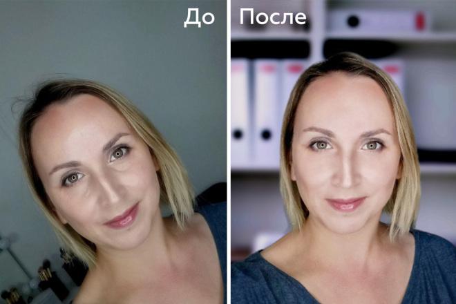 Обработка изображений в Photoshop 7 - kwork.ru