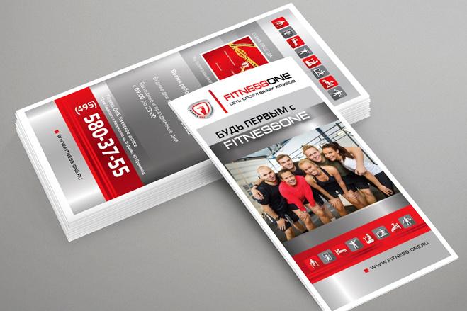 Дизайн буклета 1 - kwork.ru