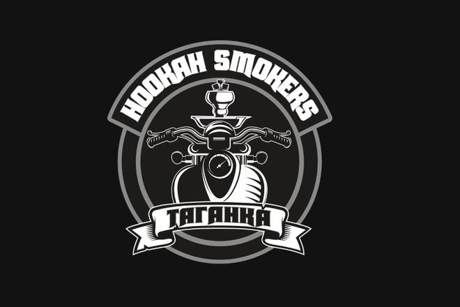 Сделаю логотип по вашему эскизу 74 - kwork.ru