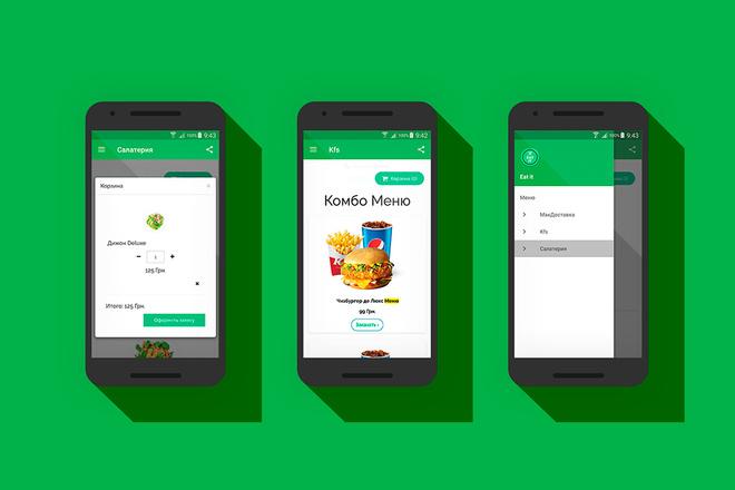 Конвертирую Ваш сайт в удобное Android приложение + публикация 43 - kwork.ru