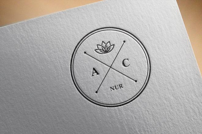 Создам логотип по вашему эскизу 68 - kwork.ru