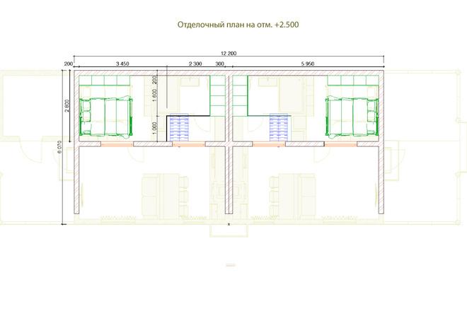 Фотореалистичная 3D визуализация экстерьера Вашего дома 16 - kwork.ru