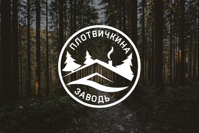 Уникальный логотип в нескольких вариантах + исходники в подарок 48 - kwork.ru