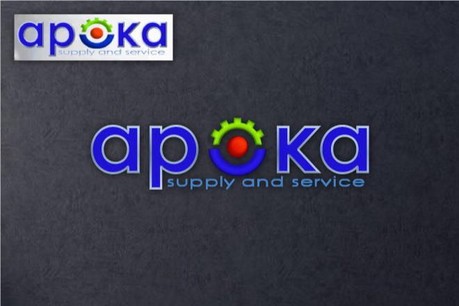 Логотип по вашему эскизу 28 - kwork.ru
