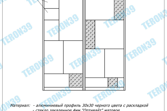 Выполняю простые и сложные чертежи в AutoCAD 18 - kwork.ru