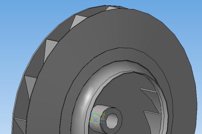 Создам 3D модель 7 - kwork.ru