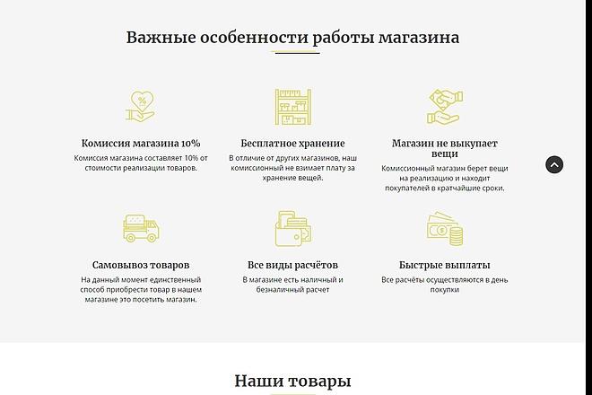 Сайт под ключ. Landing Page. Backend 156 - kwork.ru